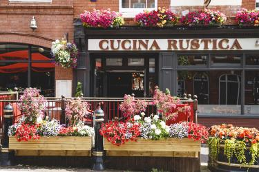 Best Italian Restaurants In West Midlands Reviews Restaurant