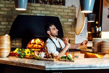 Best Pizza Restaurants In London Reviews Restaurant