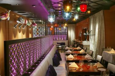 Ambience Very Good 2 Chokhi Dhani London Indian Restaurant