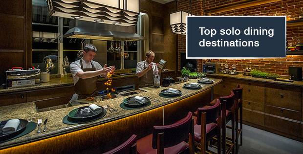 Table For One Londons Top Solo Dining Destinations Hardens - Table 41 restaurant