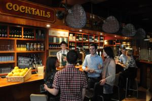 porters restaurant for cocktails