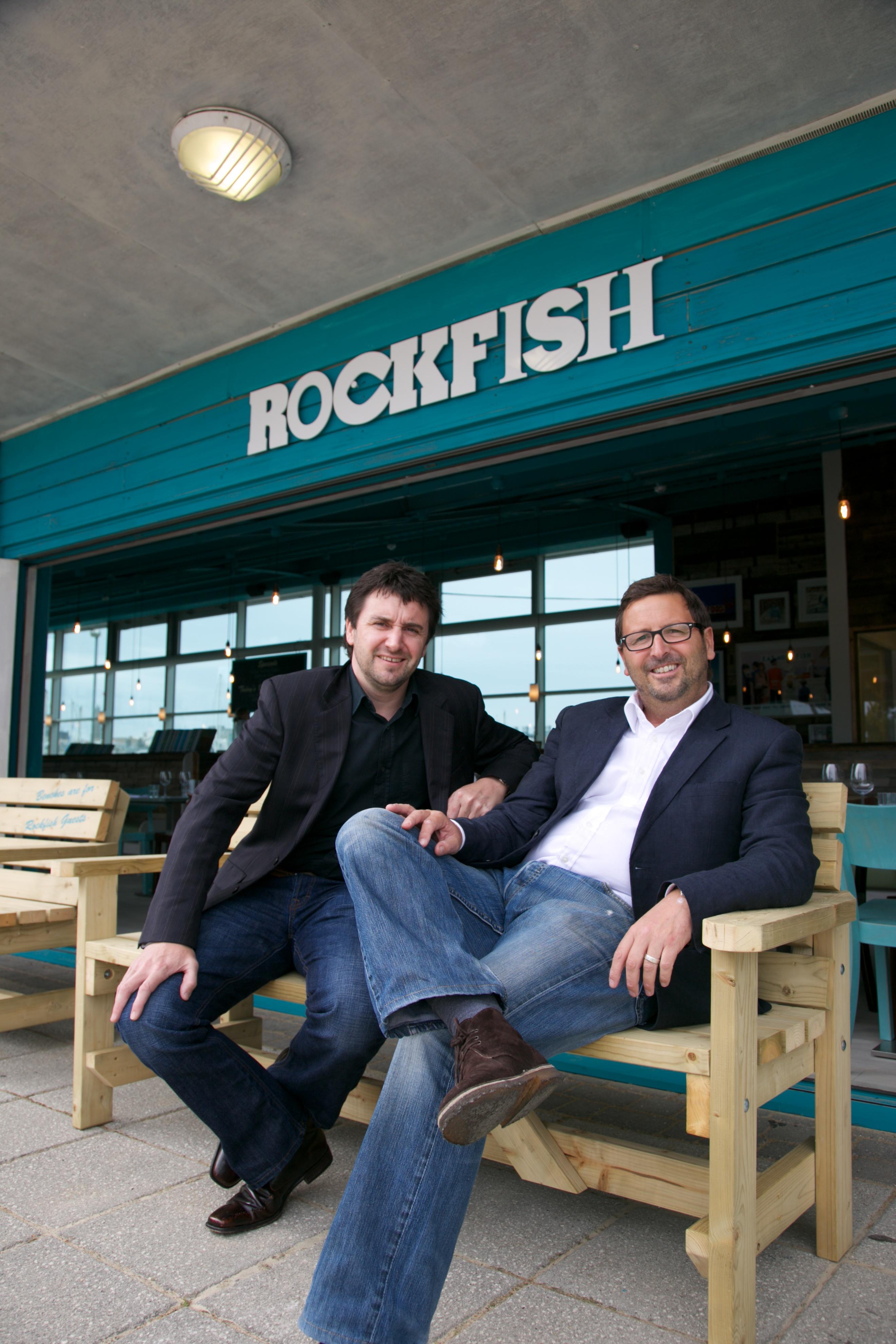 Mitch Tonks to open Rockfish Brixham | Harden\'s
