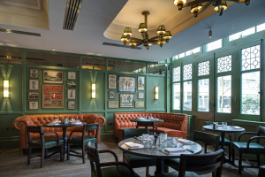 The Ivy Chelsea Garden Cafe by Paul Winch-Furness