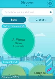 A Wong