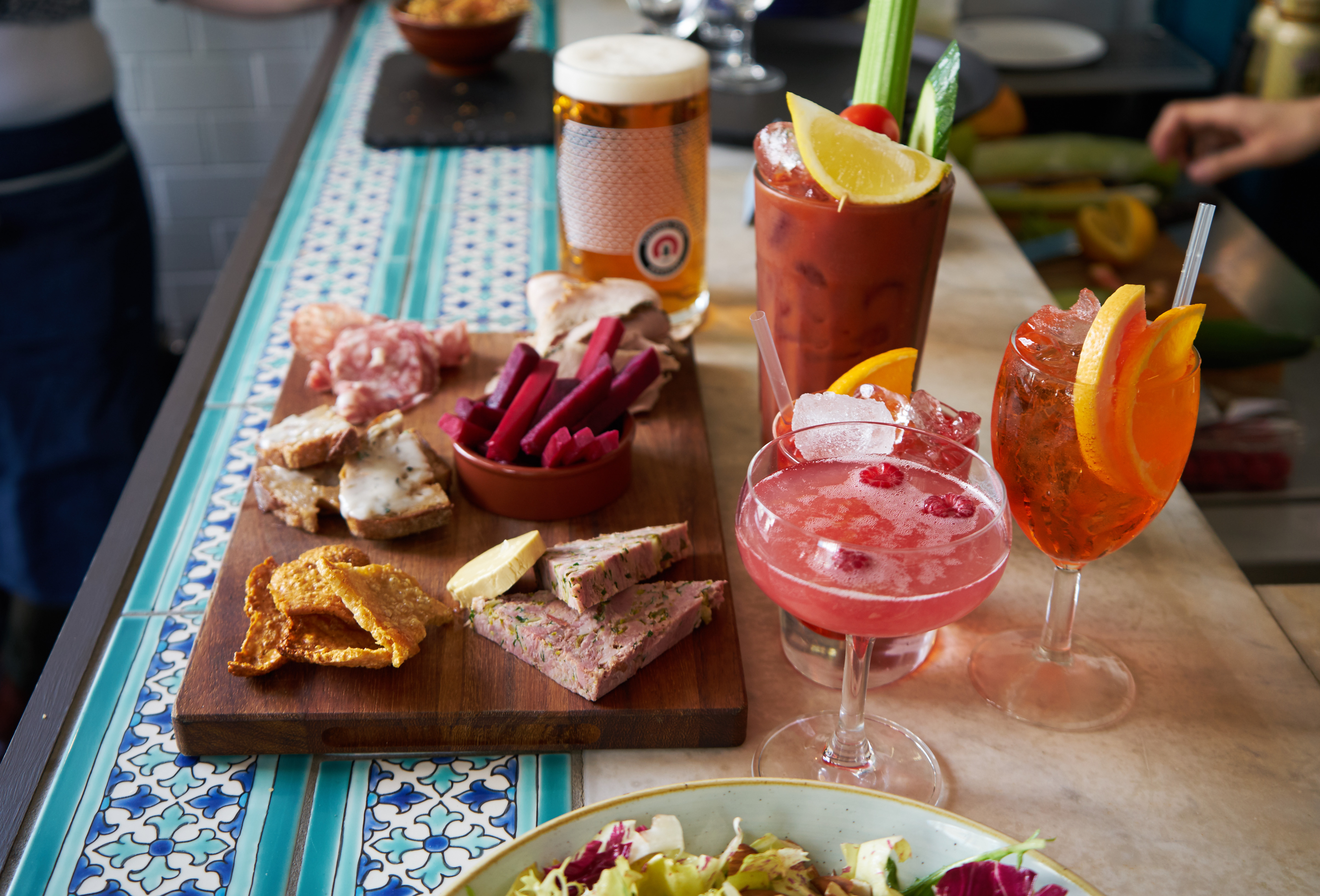 Best places to get a bloody mary with your brunch hardens bloody blackfoot and friends malvernweather Gallery