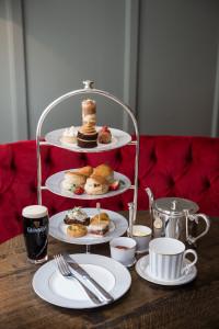 Men's Afternoon Tea - 108 Brasserie 2