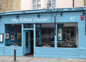 The White Onion exterior