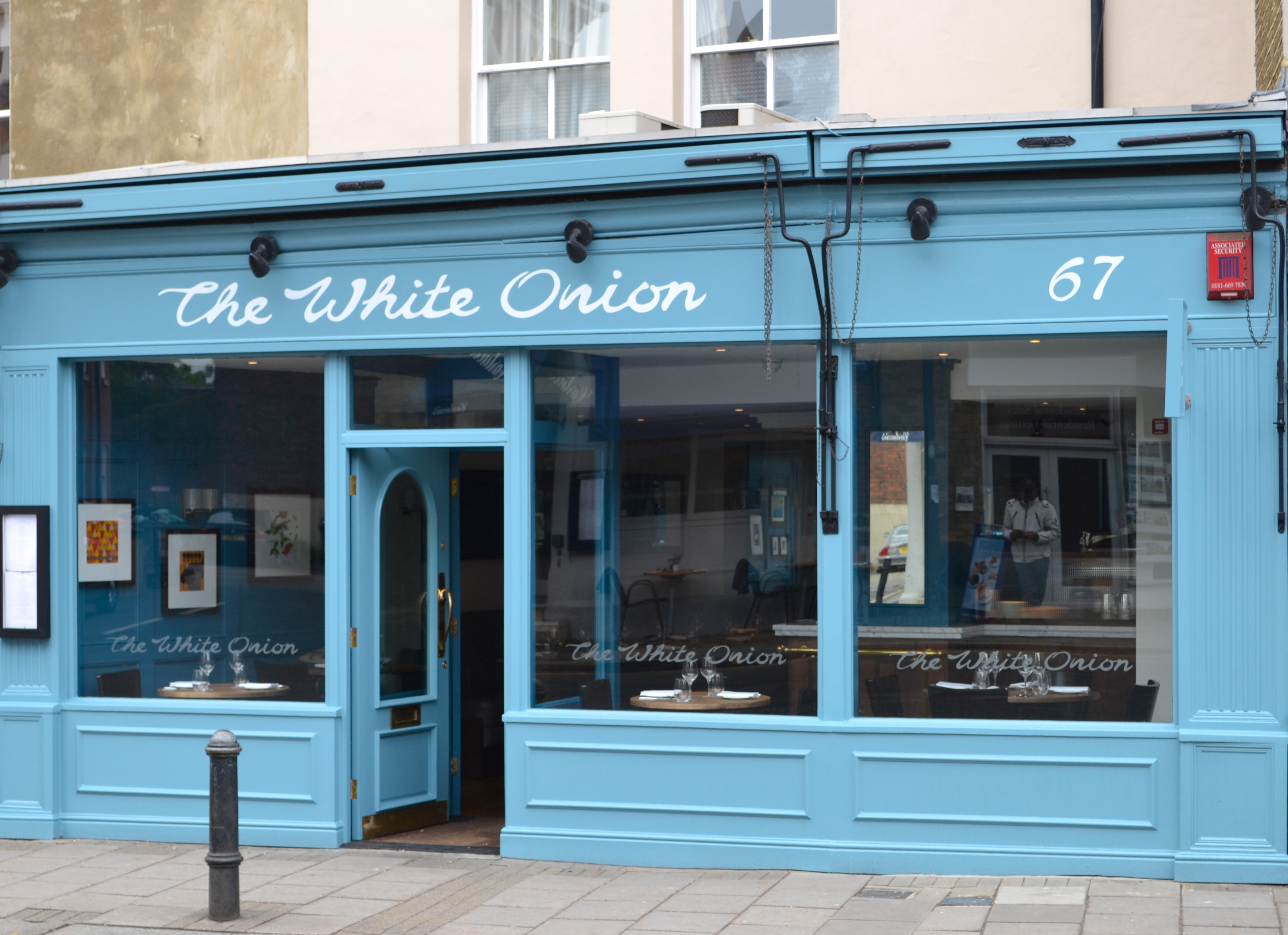 The White Onion opens in Wimbledon Village | Harden\'s