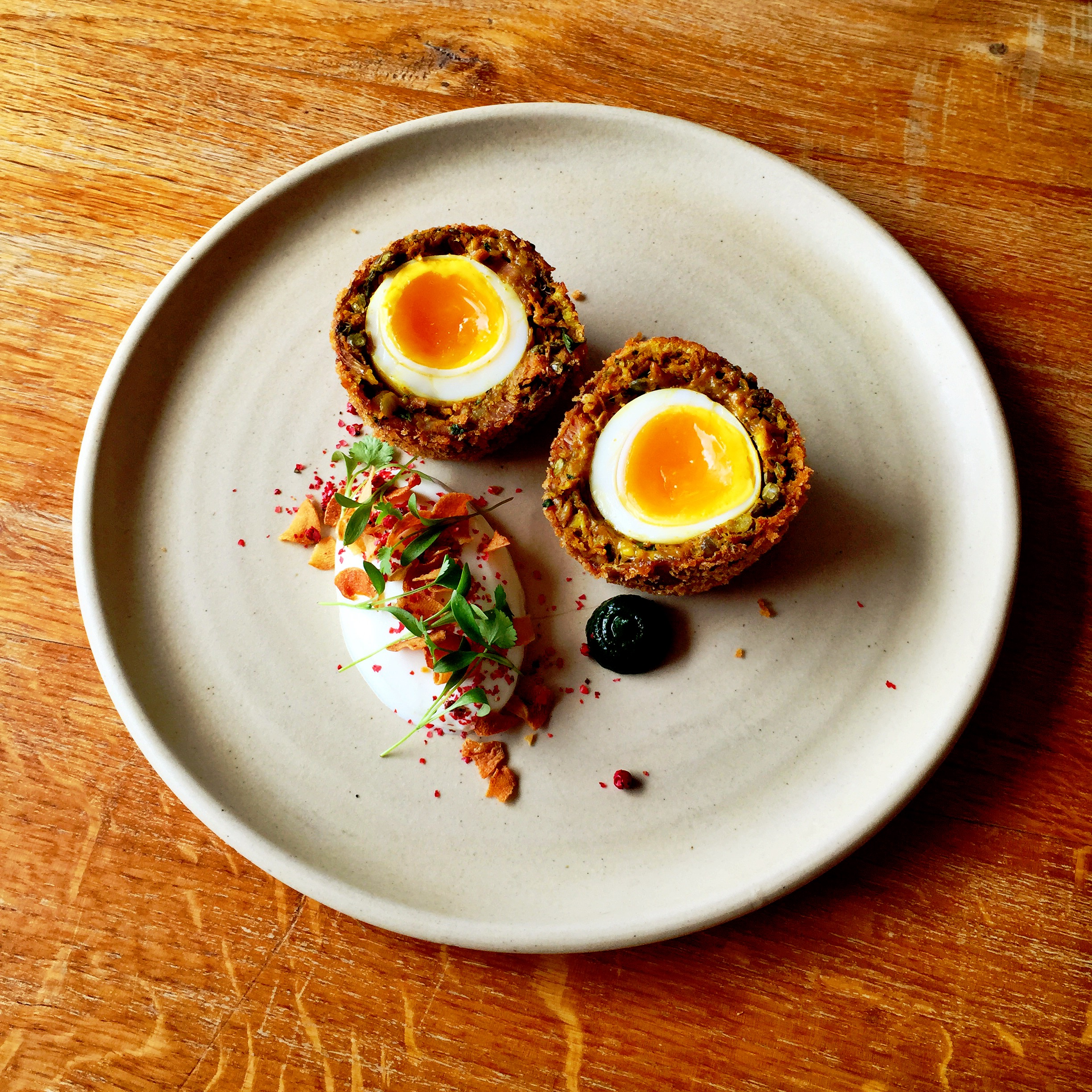 This week high rise City neighbours Sushisamba and Duck & Waffle have each created dishes to help benefit relief efforts in Nepal.