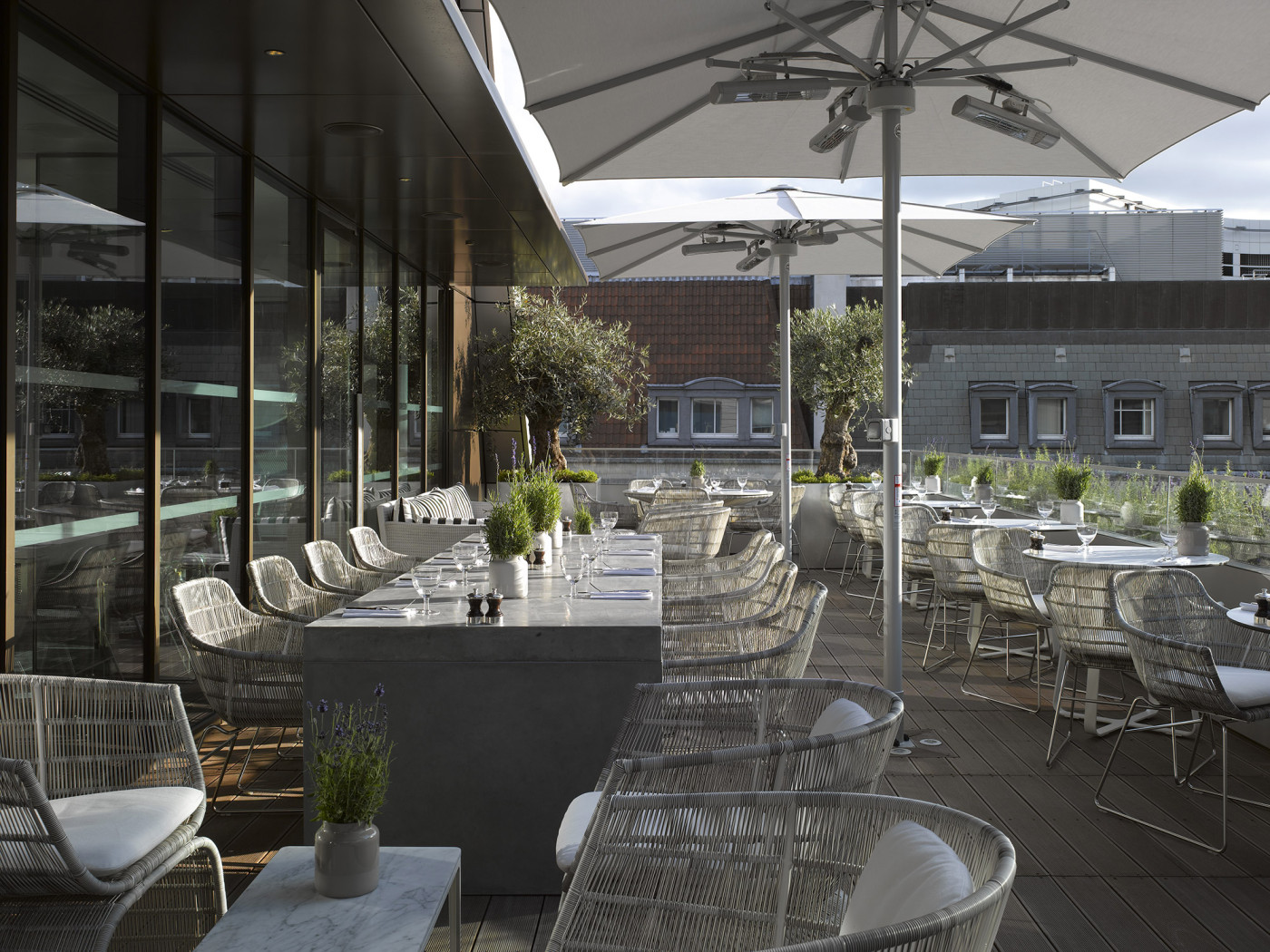 Skylarking London S Top 10 Rooftop Terraces Harden S