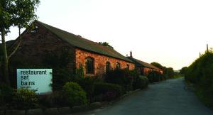 Exterior Sat Bains