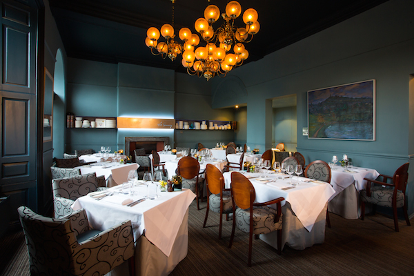 A Room In Leith Restaurant Menu