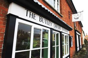 butleys oysterage