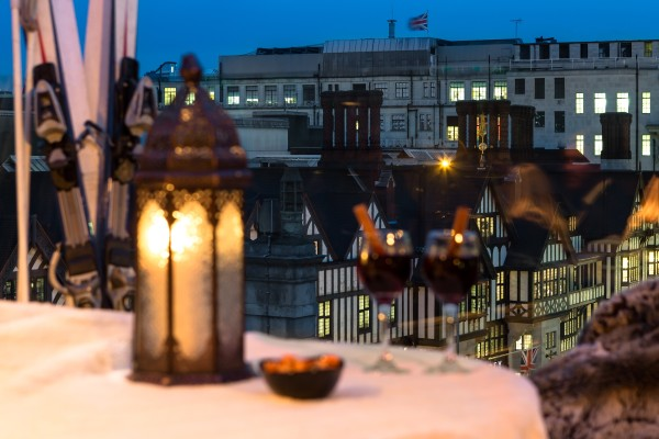 London s top 10 warming winter pop ups harden 39 s for Movie schedule terraces
