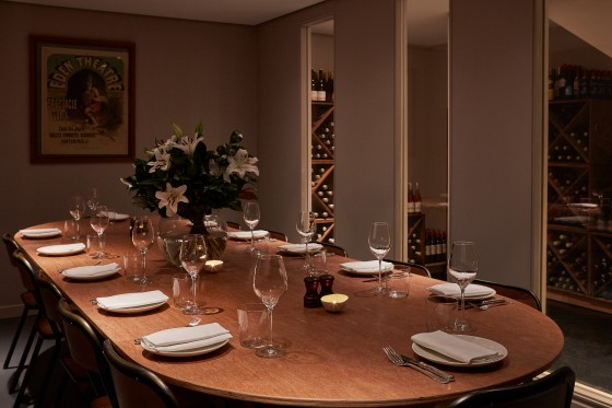 The Ivy Private Dining The Ivy City Garden The Best