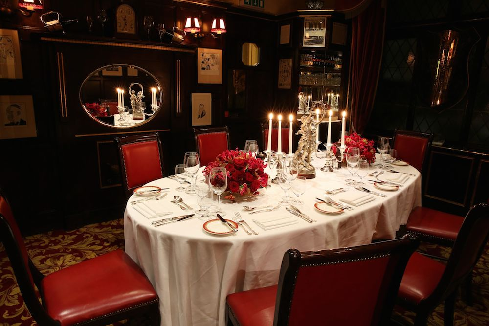 Rules PDR. London s top 20 private dining rooms   Harden s