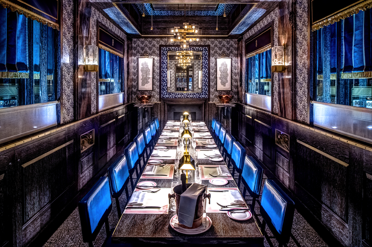 bob bob ricard pdr. London s top 20 private dining rooms   Harden s