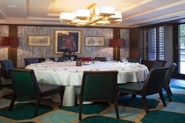 Private Dining Rib Room Part 62