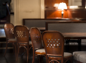 Bellanger Detail - Cafe Chairs