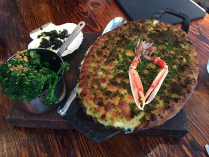 FISH & LOBSTER PIE - Salt Room