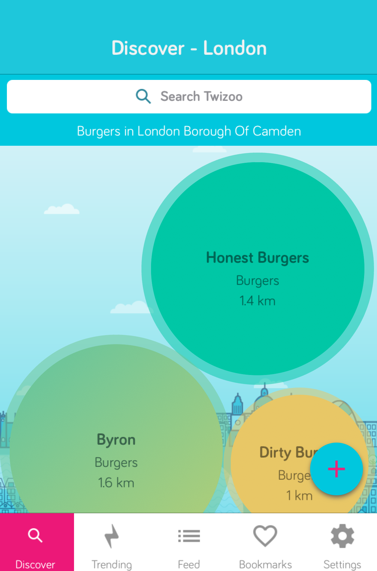This week's top 5 trending London restaurants | Harden's