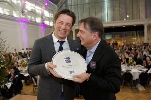 Jamie Oliver and Raymond Blanc 2