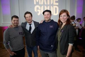 Poco with Jamie Oliver