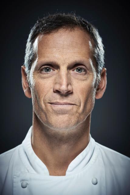 Phil Howard Portrait