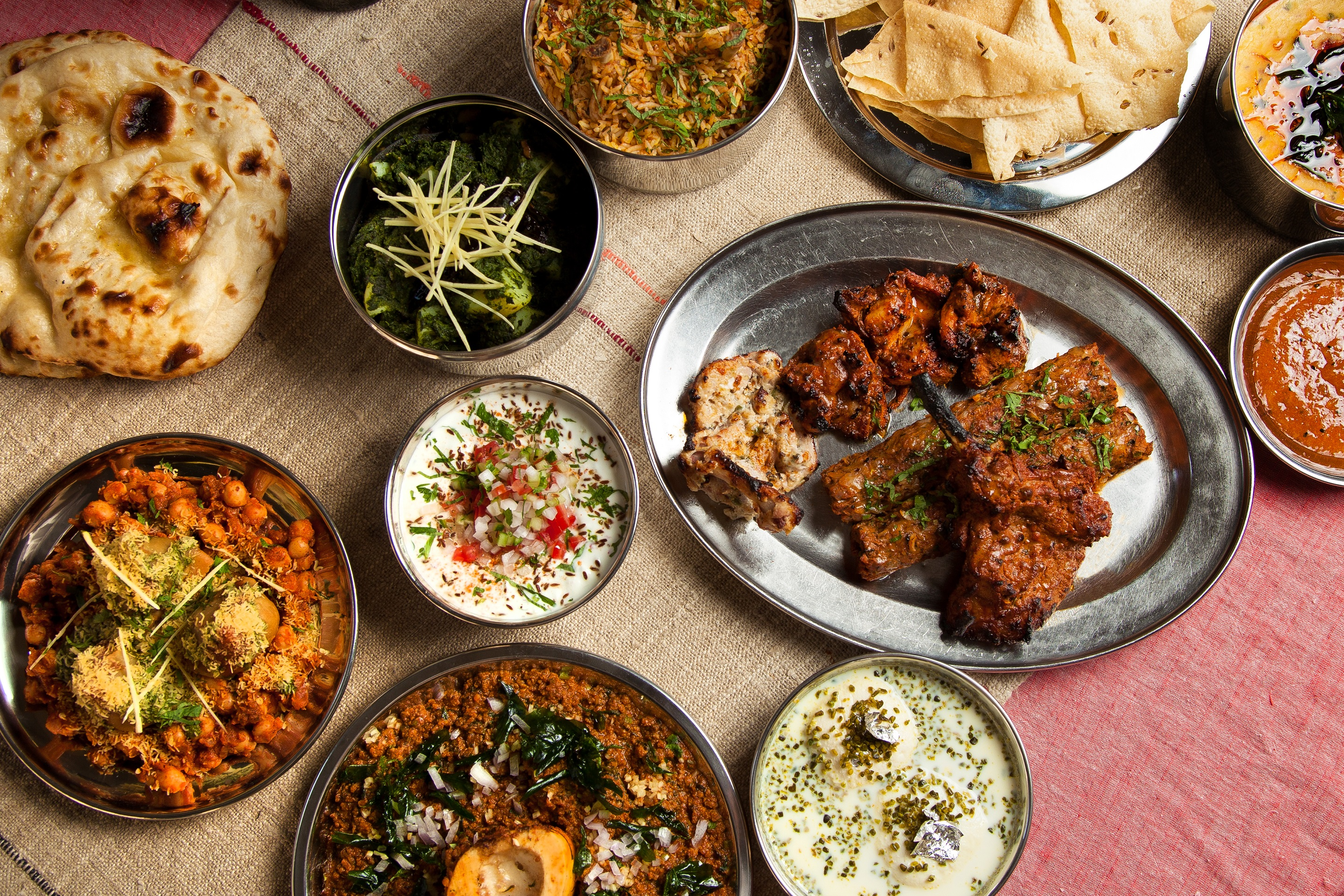 South asian restaurants in recent years including gymkhana and hoppers are launching a delivery only service with deliveroo on monday october 17