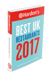 Harden's Best UK Restaurants 2017