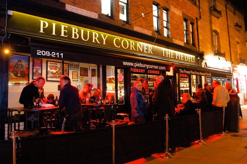 Piebury Corner Restaurant