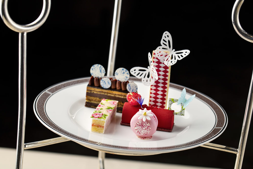 The Langham Hotel Afternoon Tea