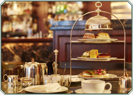 The Delaunay Afternoon Tea
