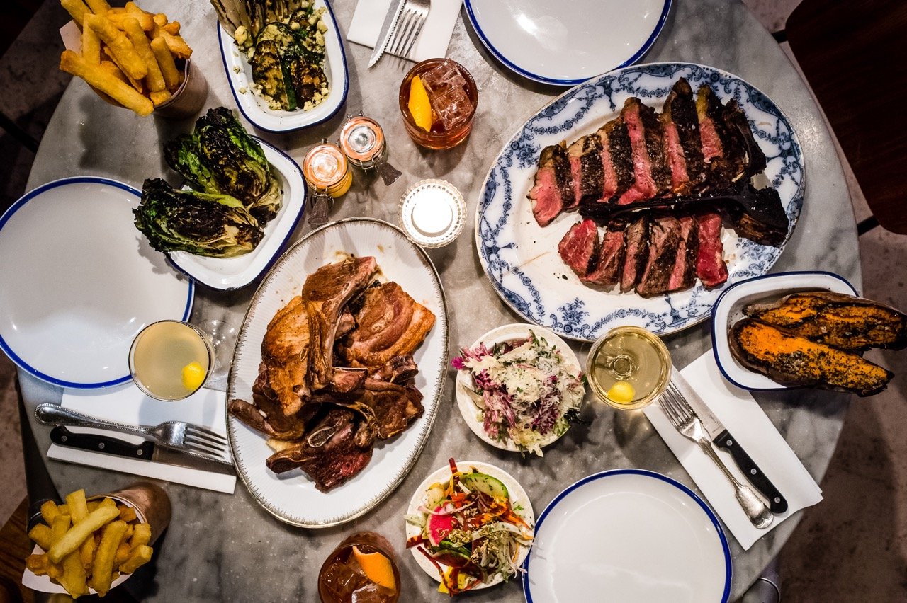 Chop specialist moves into the city harden 39 s - Dining kers ...