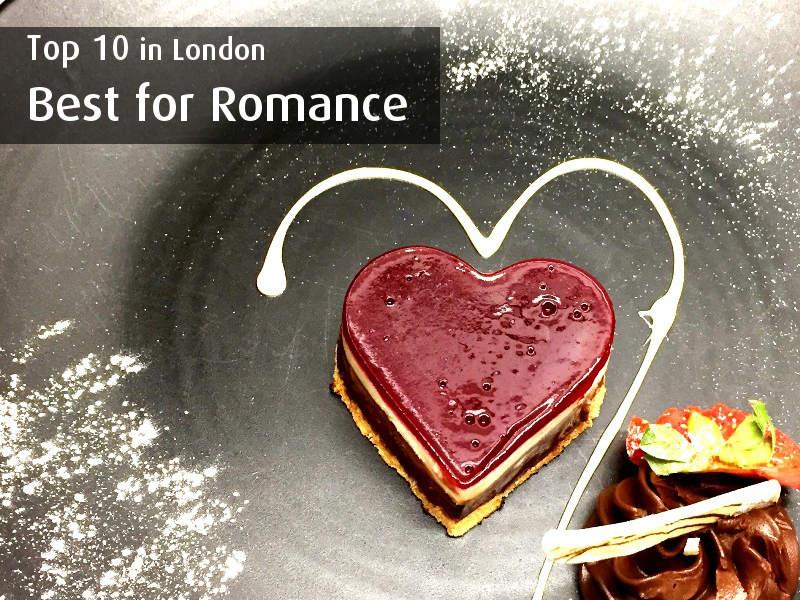 Top 10 Restaurants For Romance In London Harden S