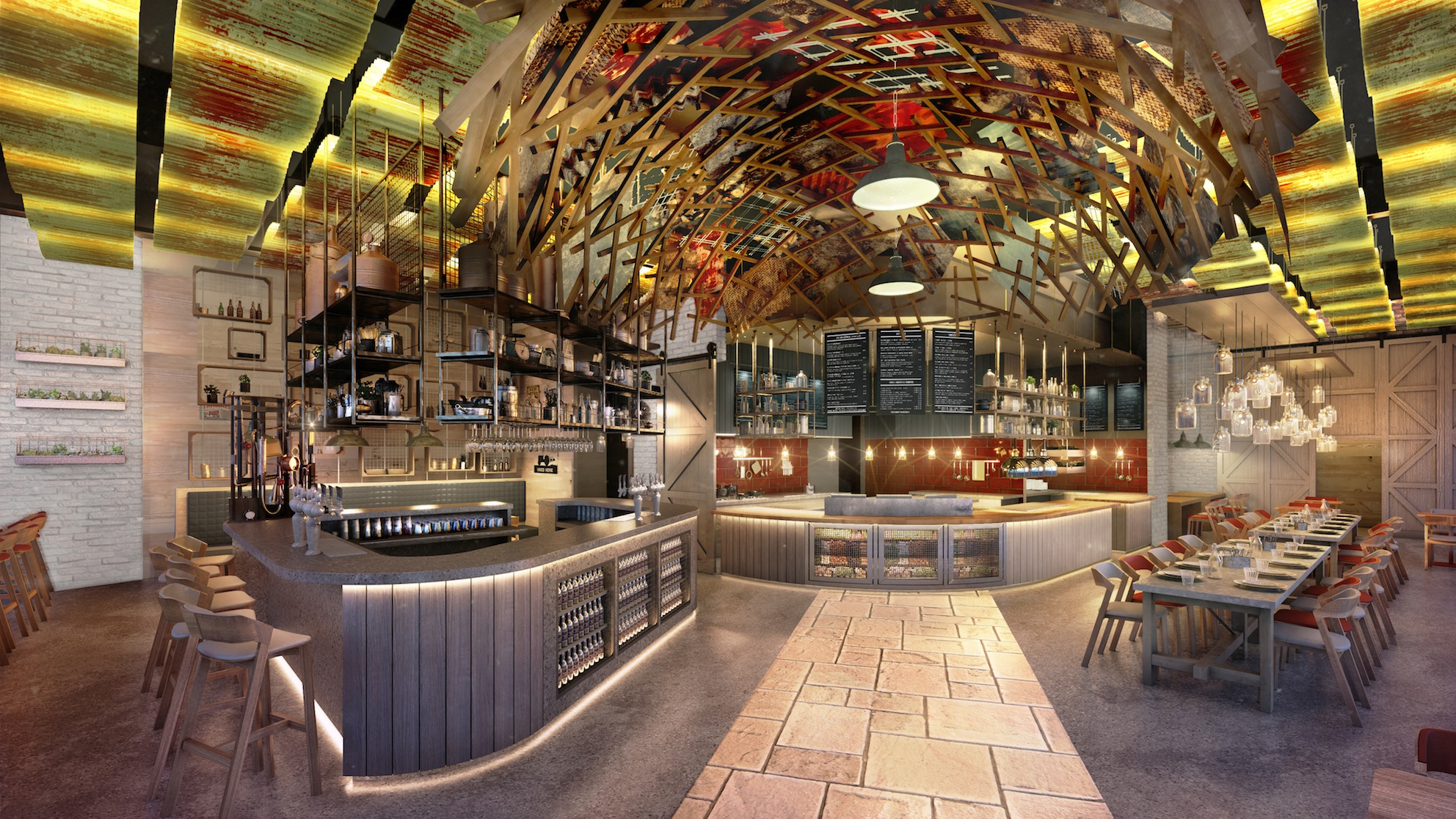The Duck & Waffle 24-hour high-rise restaurant in the City is launching a more casual spin-off, Duck & Waffle Local, in the new St James's Market ...