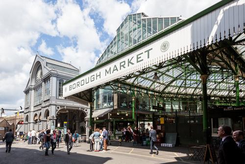 fish kitchen borough market