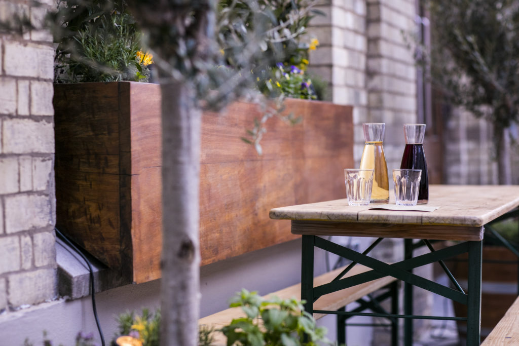 10 new terraces to try in London this summer   Harden's