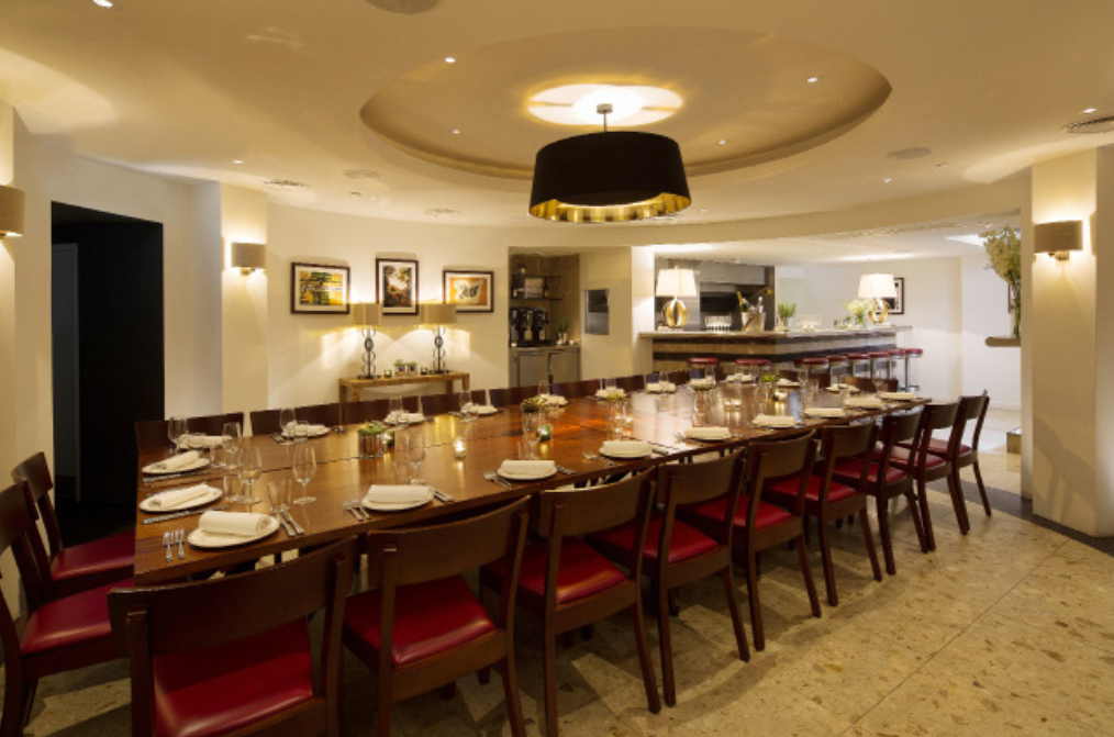 London S Top Private Dining Rooms Harden