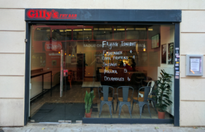 Gilly's Fry Bar Soho