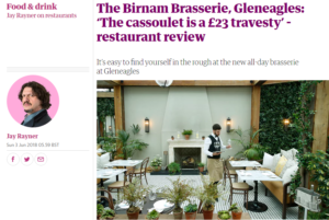 Jay Rayner review