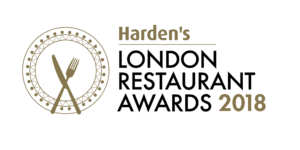 Hardens London Restaurant Awards