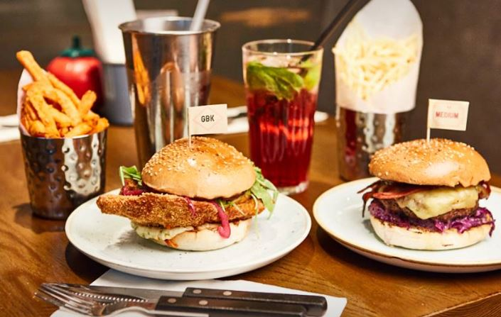 Gourmet Burger Kitchen The Latest Restaurant Chain To Look To