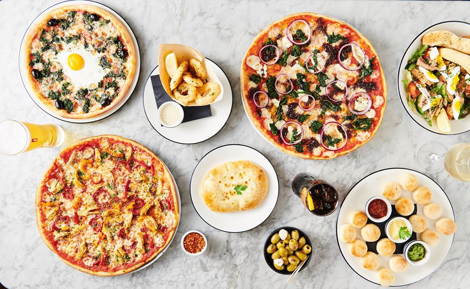 Pizza Express Gets 80m To Allay Financial Fears Hardens